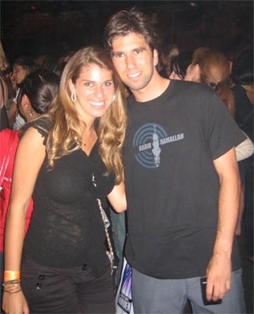 Ben & Alex atConcert
