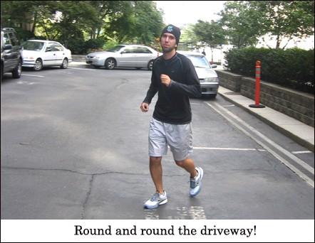 DrivewayRun!