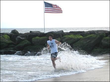 Beach RunBen