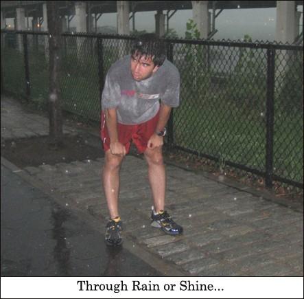 Rain RunBen