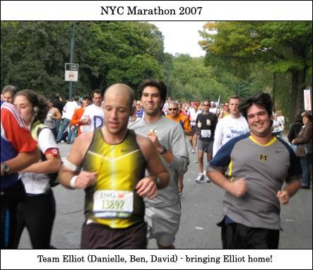 NYC Marathon2007!