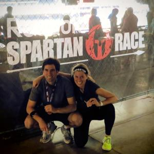 Ben and Alex Spartan (photoshopped)